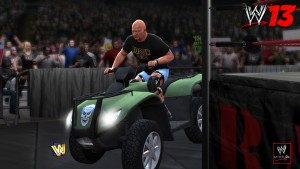 WWE '13 screenshot
