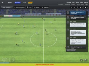 Football Manager 2013 screenshot