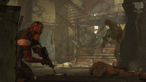 Army of Two: The Devil's Cartel screenshot
