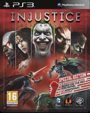 injustice special edition announceduk only has red son