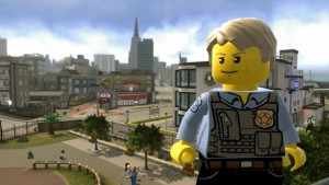 LEGO City Undercover: The Chase Begins screenshot