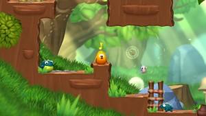 Toki Tori 2 screenshot