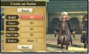 Fire Emblem: Awakening screenshot
