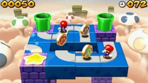 Mario & Donkey Kong: Minis on the Move screenshot