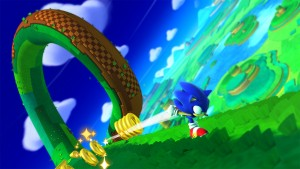 Sonic: Lost World screenshot