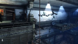 Batman Arkham Origins Blackgate screenshot