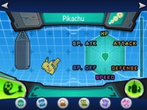 Pokémon X screenshot