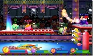 Kirby Triple Deluxe screenshot