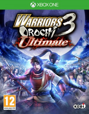 Warriors Orochi 3 Ultimate screenshot