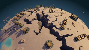 Planetary Annihilation screenshot