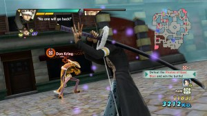 One Piece: Pirate Warriors 3 screenshot