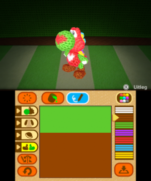 Poochy & Yoshi's Woolly World screenshot