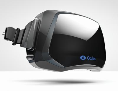 Oculus Rift screenshot