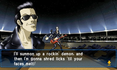 Shin Megami Tensei: Devil Summoner - Soul Hackers screenshot