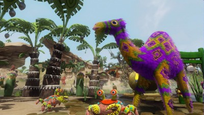 Viva Pinata: Trouble in Paradise screenshot