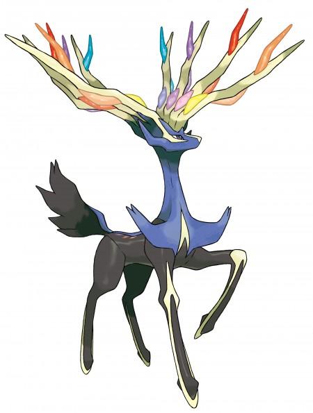 Pokémon Y screenshot