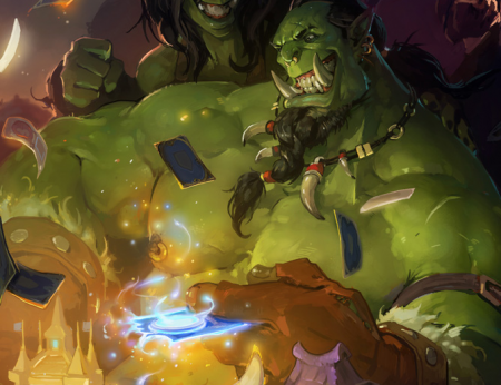 Hearthstone: Heroes of Warcraft screenshot