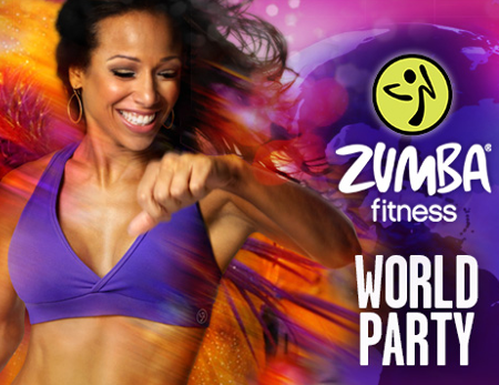 Zumba Fitness World Party screenshot