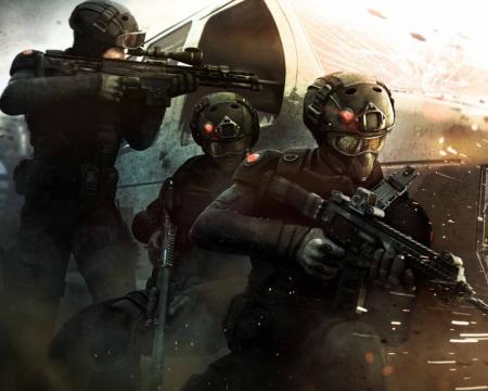 Tom Clancy's Rainbow Six: Patriots screenshot