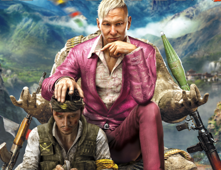 Far Cry 4 screenshot