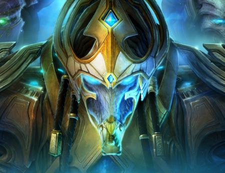 StarCraft II: Legacy of the Void screenshot
