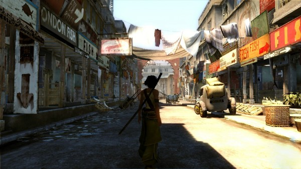 Beyond Good & Evil 2 screenshot