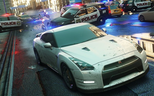 Need for Speed Most Wanted (2012) screenshot