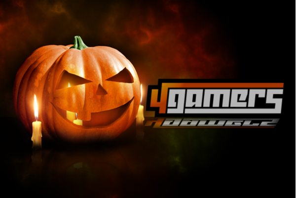 4Gamers Halloween screenshot