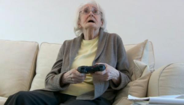 Geliefde Studie suggereert dat ouderen die gamen gelukkiger zijn &RM34