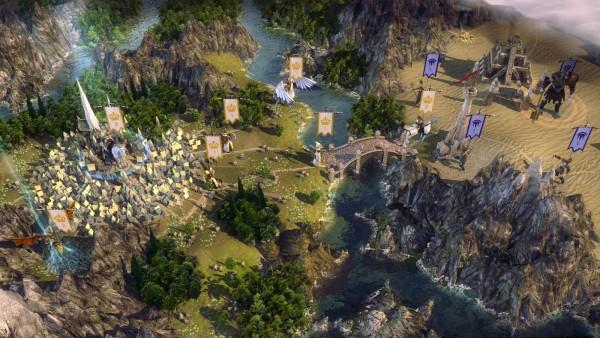 Age of Wonders III screenshot