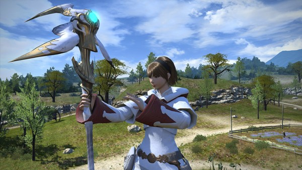 Final Fantasy XIV: A Realm Reborn screenshot