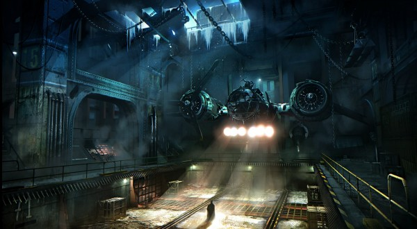 Batman Arkham Origins screenshot