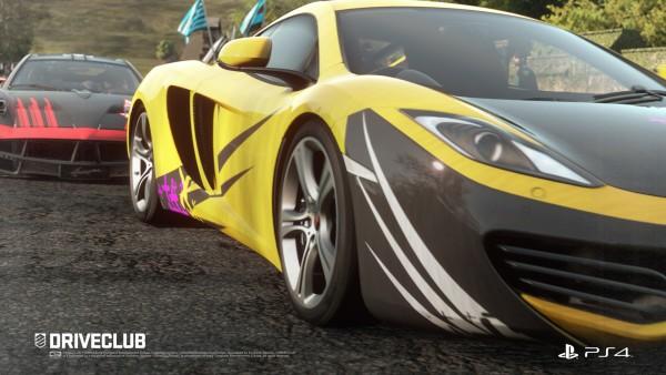 DriveClub screenshot