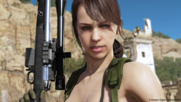 Metal Gear Solid V: The Phantom Pain screenshot