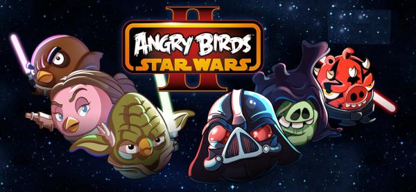 Angry Birds: Star Wars II screenshot