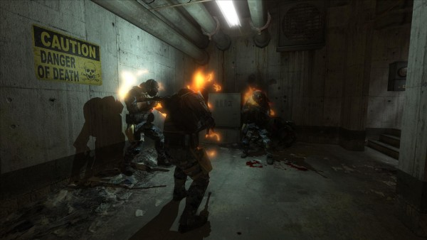 F.E.A.R. Online screenshot