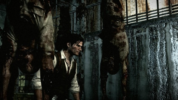 The Evil Within screenshot