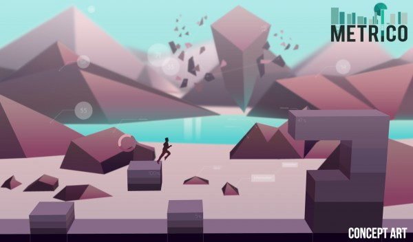 Metrico screenshot