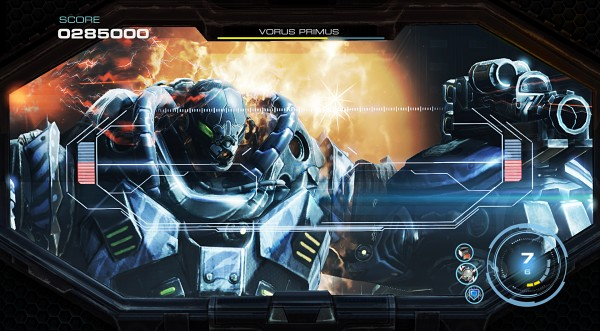 Alien Rage screenshot