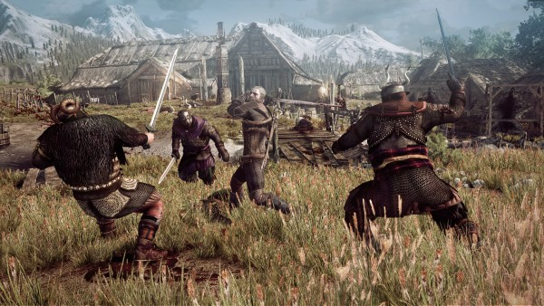 The Witcher 3: Wild Hunt screenshot