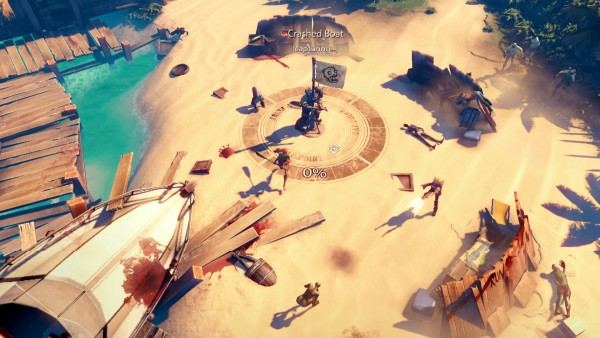 Dead Island: Epidemic screenshot