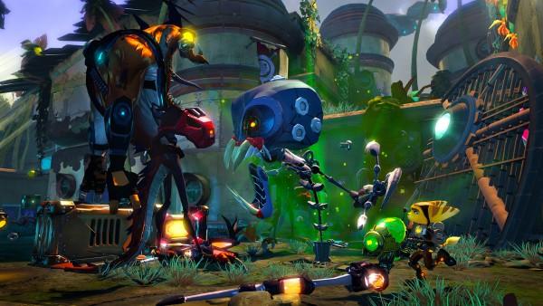 Ratchet & Clank: Nexus screenshot