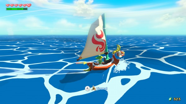 The Legend of Zelda: The Wind Waker HD screenshot