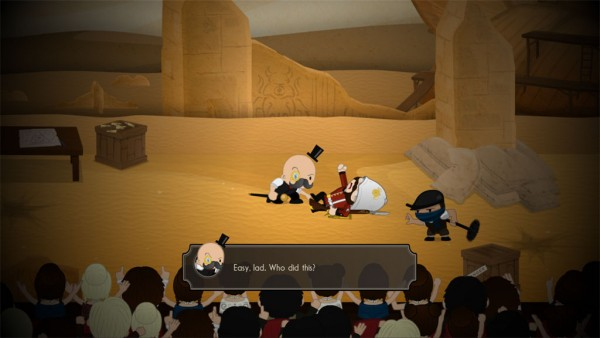 Foul Play screenshot