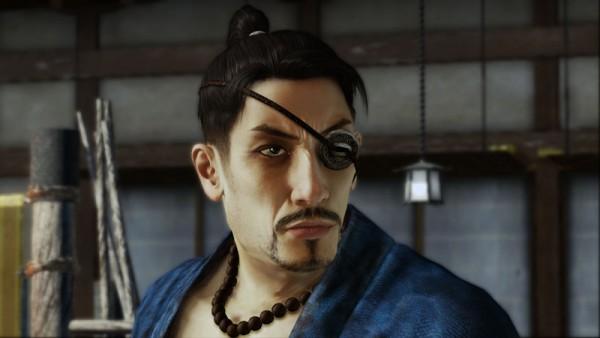 Yakuza Restoration screenshot