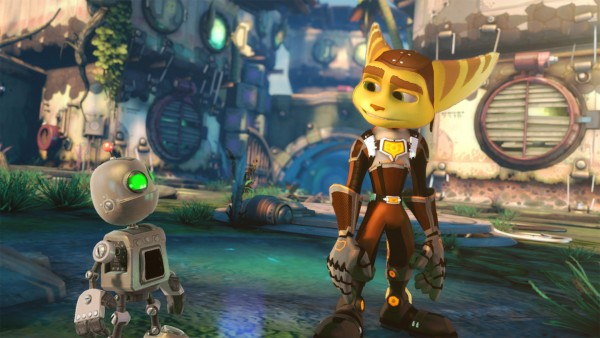 Ratchet & Clank: Nexus screenshot