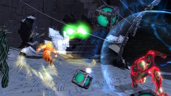 Dragon Ball Z: Battle of Z screenshot