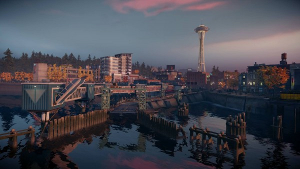 Infamous: Second Son screenshot