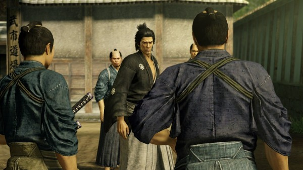Yakuza Restoration screenshot