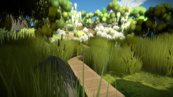 The Witness screenshot